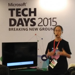 Haesun Tak, Lumia Product Marketing
